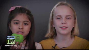 Donate Life America TV Spot, 'Greatest Gift' - Thumbnail 3