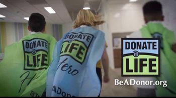 Donate Life America TV Spot, 'Greatest Gift' - Thumbnail 8