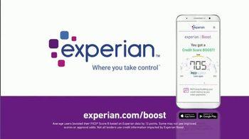 Experian Boost TV Spot, 'All the Choices' - Thumbnail 7
