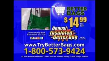Better Bags TV Spot, 'The Bag of the Future: $14.99' - Thumbnail 9