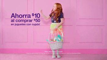 Target TV Spot, 'Regalos para la Pascua: ahorra $10 dólares' canción de LONIS [Spanish]
