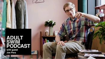 Adult Swim Podcast TV Spot, 'Joe Pera'
