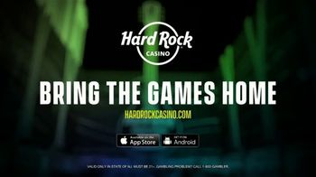 Hard Rock Hotels & Casinos TV Spot, 'Live Table Games' - Thumbnail 8