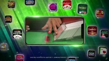 Hard Rock Hotels & Casinos TV Spot, 'Live Table Games' - Thumbnail 2