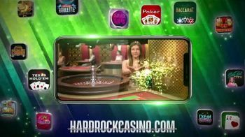Hard Rock Hotels & Casinos TV Spot, 'Live Table Games' - Thumbnail 3