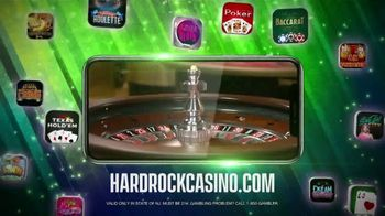 Hard Rock Hotels & Casinos TV Spot, 'Live Table Games' - Thumbnail 4