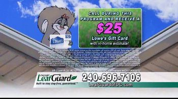 LeafGuard of DC Spring Blowout Sale TV Spot, 'Messy Spring Chore' - Thumbnail 6