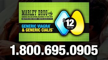 Marley Drug TV Spot, 'Generic Tablets'
