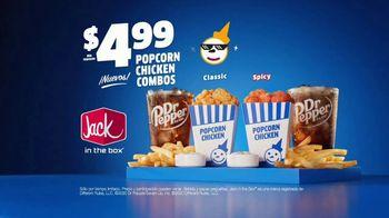 Jack in the Box Popcorn Chicken Combos TV Spot, 'Cuando el drama se aparece' [Spanish] - Thumbnail 6