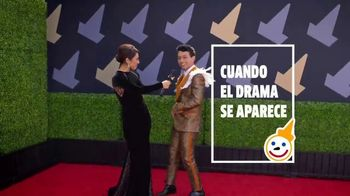 Jack in the Box Popcorn Chicken Combos TV Spot, 'Cuando el drama se aparece' [Spanish] - Thumbnail 1