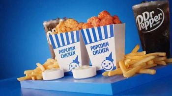 Jack in the Box Popcorn Chicken Combos TV Spot, 'Cuando el drama se aparece' [Spanish] - Thumbnail 5