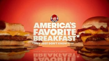Wendy's Breakfast TV Spot, 'Don't Know it Yet: Free Delivery' - Thumbnail 1