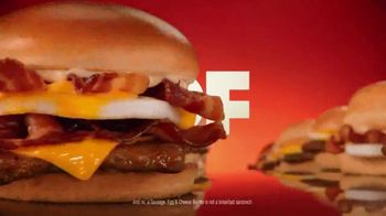 Wendy's Breakfast TV Spot, 'Don't Know it Yet: Free Delivery' - Thumbnail 6