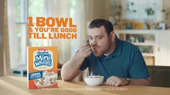 Frosted Mini-Wheats TV Spot, 'Just One Bowl' - Thumbnail 9