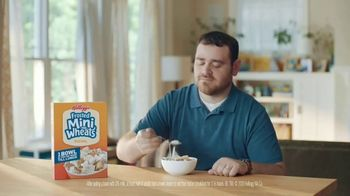 Frosted Mini-Wheats TV Spot, 'Just One Bowl'