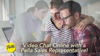 Pella TV Spot, 'Virtual Appointment Option' - Thumbnail 6