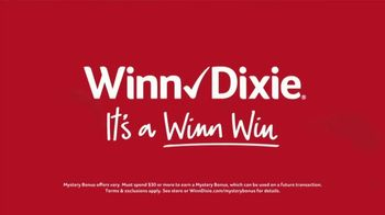 Winn-Dixie Mystery Bonus TV Spot, 'Twins for the Win' - Thumbnail 9