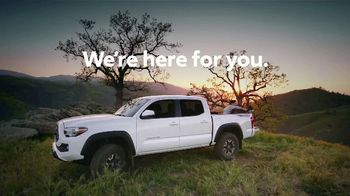 Toyota TV Spot, 'We Are Here For You' [T2] - Thumbnail 8