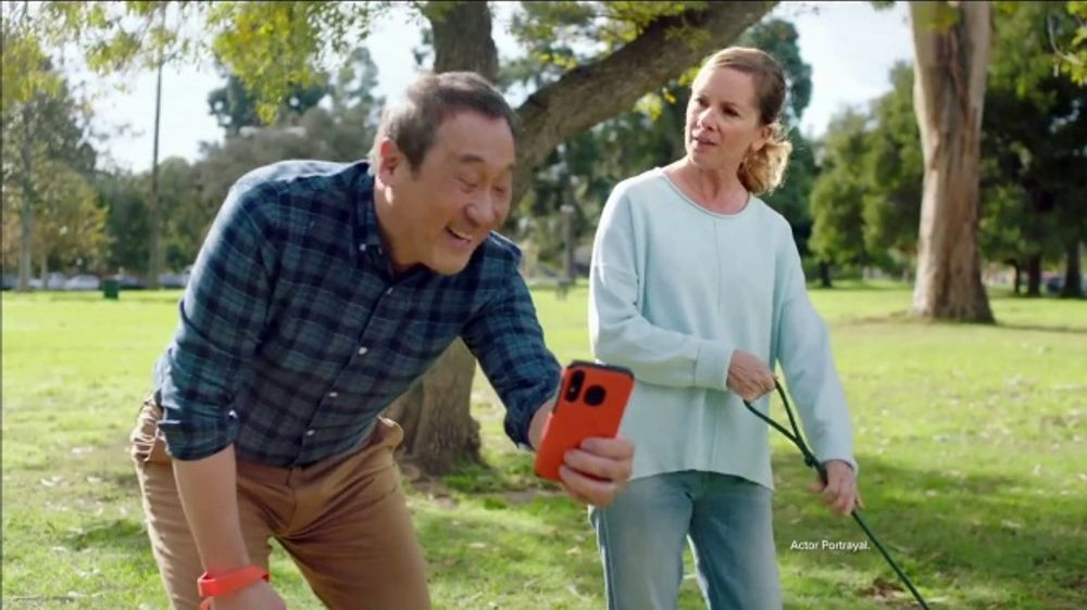 Consumer Cellular TV Commercial, 'Dog Park: Talk, Text, Data $20+ a Month'