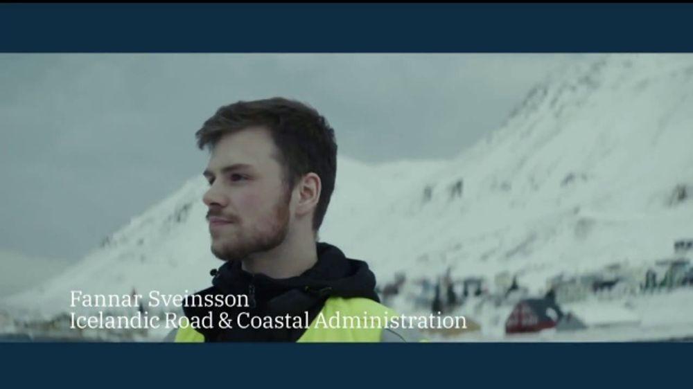 IBM Cloud TV Commercial, 'Fannar Sveinsson, Icelandic Road & Coastal Administration'
