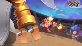 Monster Legends TV Spot, 'Cute Baby Monsters' - Thumbnail 2