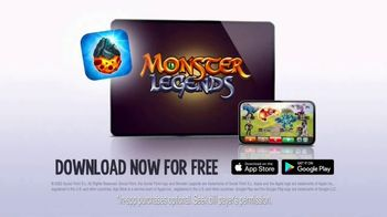 Monster Legends TV Spot, 'Cute Baby Monsters' - Thumbnail 7