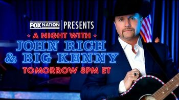 FOX Nation TV Spot, 'A Night With John Rich & Big Kenny' - Thumbnail 10