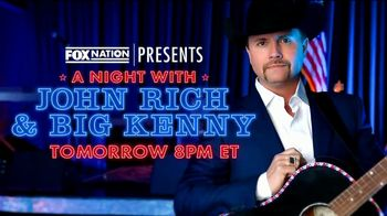 FOX Nation TV Spot, 'A Night With John Rich & Big Kenny' - Thumbnail 9