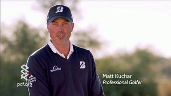 Prostate Cancer Foundation TV Spot, 'Team Up To Stop Prostate Cancer' Ft. Matt Kuchar - Thumbnail 2