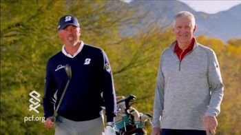 Prostate Cancer Foundation TV Spot, 'Team Up To Stop Prostate Cancer' Ft. Matt Kuchar