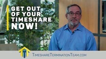 Timeshare Termination Team TV Spot, 'No More Fees'