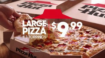 Pizza Hut TV Spot, 'Pizza From Home: We're Open' - Thumbnail 6