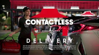 Pizza Hut TV Spot, 'Pizza From Home: We're Open' - Thumbnail 7