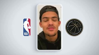 Centers for Disease Control and Prevention TV Spot, 'NBA: COVID-19: Stay Safe' Featuring Trae Young - Thumbnail 8