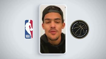 Centers for Disease Control and Prevention TV Spot, 'NBA: COVID-19: Stay Safe' Featuring Trae Young - Thumbnail 9