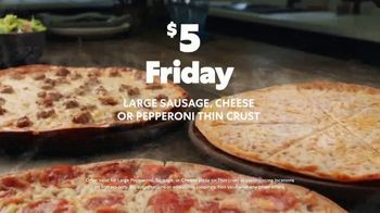 Papa Murphy's Pizza $5 Friday TV Spot, 'Fridays Should Be Fresh' - Thumbnail 8