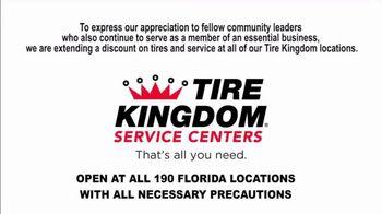Tire Kingdom TV Spot, 'Essential Businesses' - Thumbnail 7