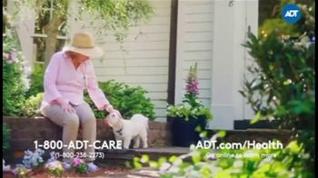 ADT Medical Alert System TV Spot, 'Sarah & Lou: We're Not Alone'