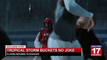 Powerade Power Water TV Spot, 'Tropical Storm Buckets' - Thumbnail 6