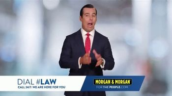 Morgan & Morgan Law Firm TV Spot, 'Battle-Tested' - Thumbnail 1