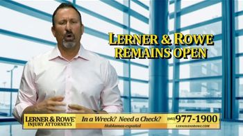 Lerner and Rowe Injury Attorneys TV Spot, 'COVID-19: Confusing Times' - Thumbnail 3