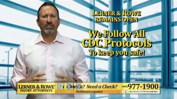 Lerner and Rowe Injury Attorneys TV Spot, 'COVID-19: Confusing Times' - Thumbnail 4