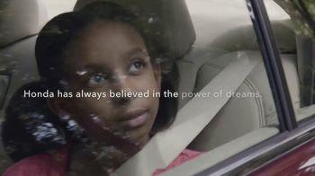 Honda TV Spot, 'The Power of Something Greater' [T1] - Thumbnail 2