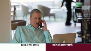 Hair Club TV Spot, 'The Hair Salon' - Thumbnail 4