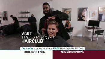 Hair Club TV Spot, 'The Hair Salon' - Thumbnail 6