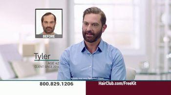 Hair Club TV Spot, 'The Hair Salon' - Thumbnail 7
