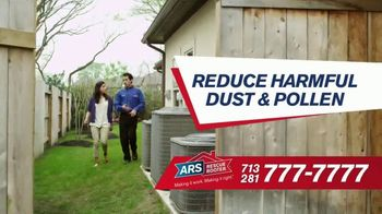 ARS Rescue Rooter TV Spot, 'Houston: Nothing to Sneeze At' - Thumbnail 6