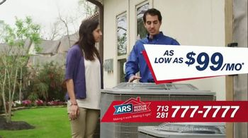 ARS Rescue Rooter TV Spot, 'Houston: Nothing to Sneeze At' - Thumbnail 8