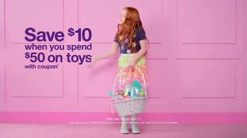 Target TV Spot, 'Easter Gifts: Save $10' Song by LONIS - Thumbnail 4