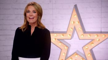 The More You Know TV Spot, 'The More You See Her: Career: Pursue Any Path' Feat. Savannah Guthrie - 10 commercial airings